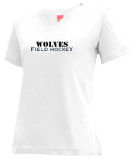 Women's Wha High School Wolves Apparel