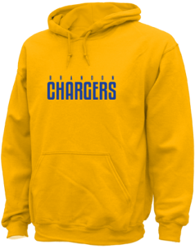 Men's Brandon High School Chargers Apparel