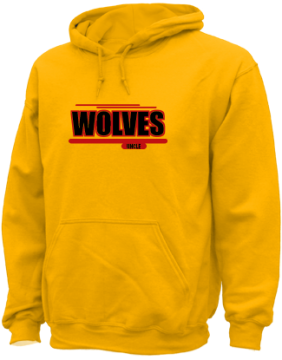 Men's Four Directions High School Wolves Apparel