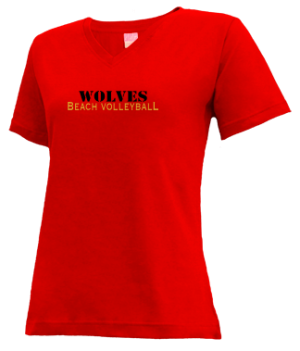 Women's Four Directions High School Wolves Apparel