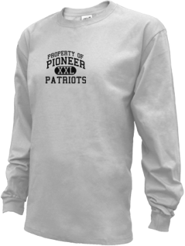 Kids Pioneer High School Patriots Apparel