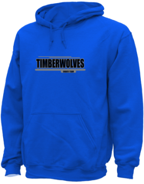 Men's Tioga High School Timberwolves Apparel