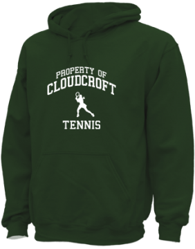 Men's Cloudcroft High School Bears Apparel