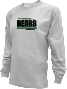Kids Cloudcroft High School Bears Apparel