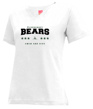 Women's Cloudcroft High School Bears Apparel