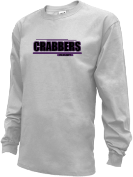 Kids Crisfield High School Crabbers Apparel