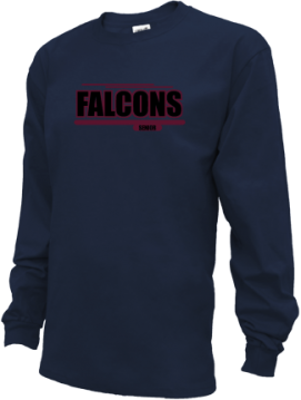 Kids Central Valley High School Falcons Apparel
