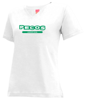 Women's Pecos High School Panthers Apparel