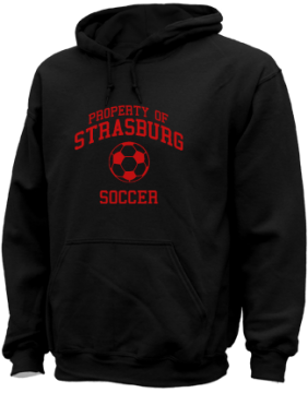 Men's Strasburg High School Indians Apparel