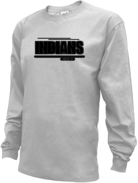 Kids Strasburg High School Indians Apparel