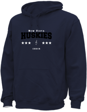 Men's New Vista High School Huskies Apparel