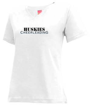 Women's New Vista High School Huskies Apparel