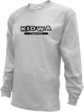 Kids Kiowa High School Indians Apparel