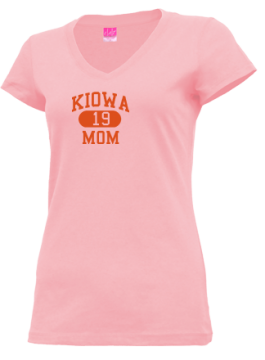 Junior Girls Kiowa High School Indians Apparel