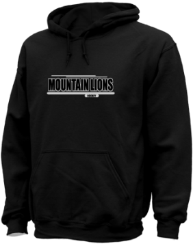 Men's Mountain View High School Mountain Lions Apparel