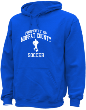 Men's Moffat County High School Bulldogs Apparel