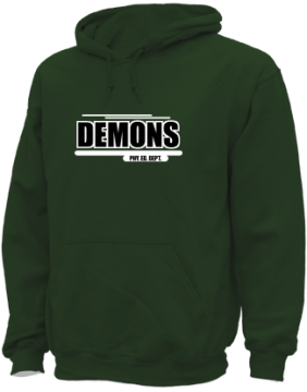 Men's Ridgway High School Demons Apparel