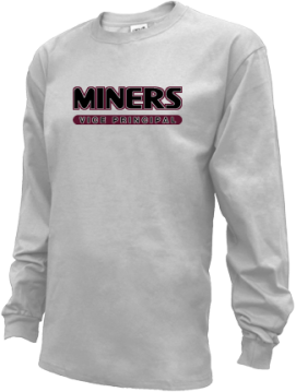 Kids Telluride High School Miners Apparel