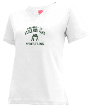 Women's Woodland Park High School Panthers Apparel