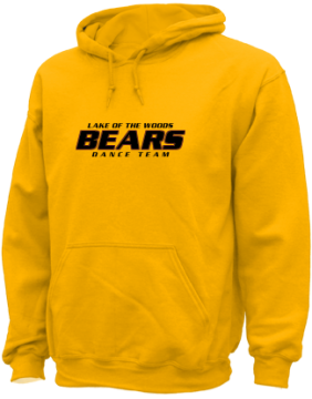 Men's Lake Of The Woods High School Bears Apparel
