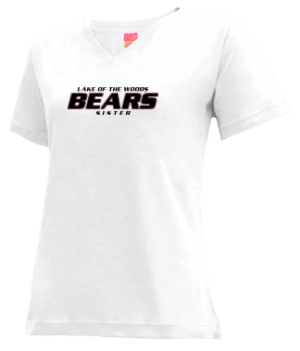 Women's Lake Of The Woods High School Bears Apparel