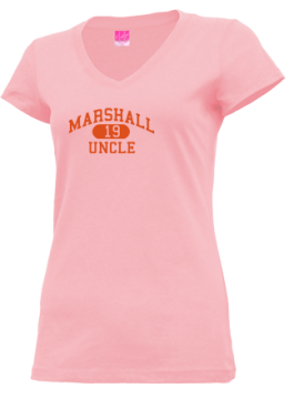 Junior Girls Marshall High School Tigers Apparel