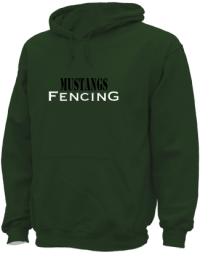 Men's Mounds View High School Mustangs Apparel