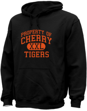 Men's Cherry High School Tigers Apparel