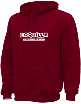 Men's Coquille High School Red Devils Apparel
