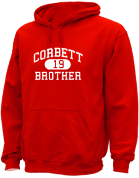Men's Corbett High School Cardinals Apparel