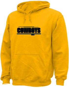 Men's Crook County High School Cowboys Apparel