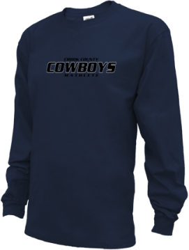 Kids Crook County High School Cowboys Apparel