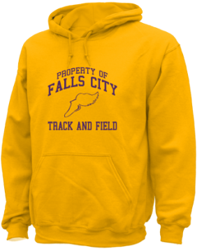 Men's Falls City High School Mountaineers Apparel
