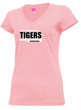 Junior Girls La Grande High School Tigers Apparel