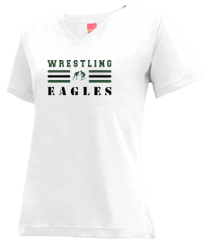 Women's Mckenzie High School Eagles Apparel