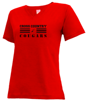Women's Mountain View High School Cougars Apparel