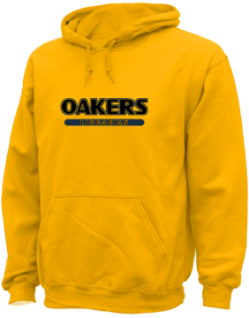 Men's Oakland High School Oakers Apparel