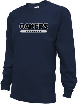 Kids Oakland High School Oakers Apparel