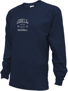 Kids Cadillac High School Vikings Apparel