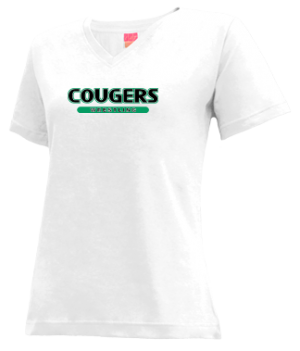 Women's Dakota High School Cougers Apparel