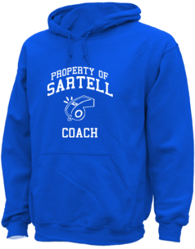 Men's Sartell High School Sabres Apparel
