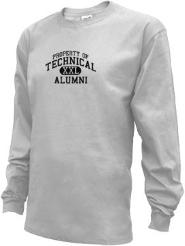 Kids Technical High School Tigers Apparel