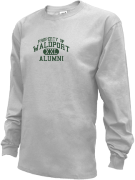Kids Waldport High School Irish Apparel