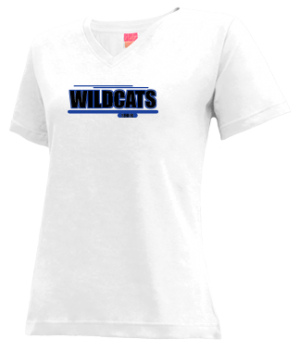 Women's Wilsonville High School Wildcats Apparel