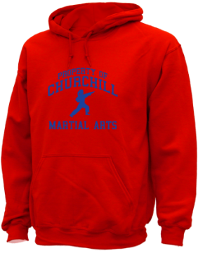 Men's Churchill High School Lancers Apparel