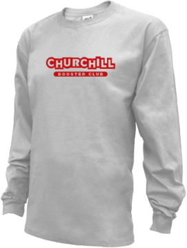 Kids Churchill High School Lancers Apparel