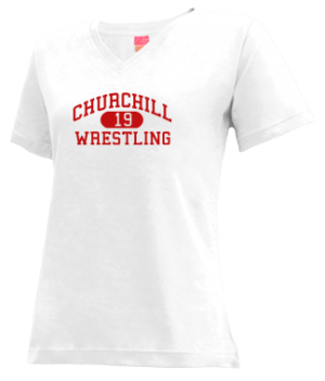 Women's Churchill High School Lancers Apparel