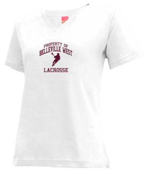 Women's Belleville West High School Lions Apparel