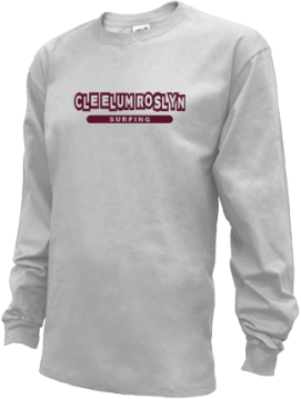 Kids Cle Elum Roslyn High School Warriors Apparel