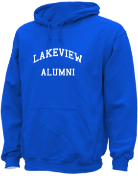 Men's Lakeview High School Spartans Apparel